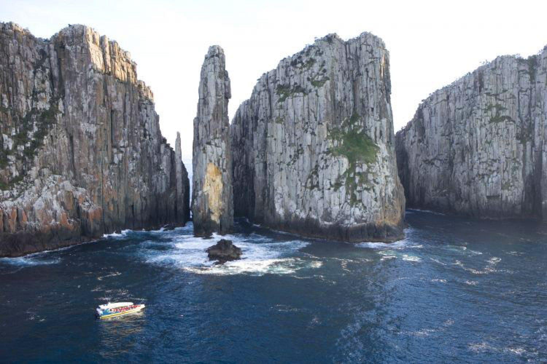 Bruny Island: Totem Pole