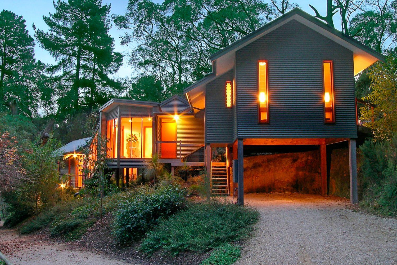 Cladich Pavilions in den Adelaide Hills