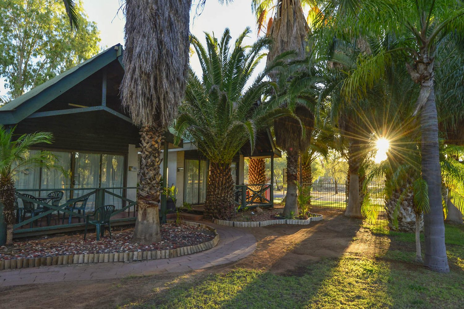 Alice Springs: Desert Palms Resort - Villas