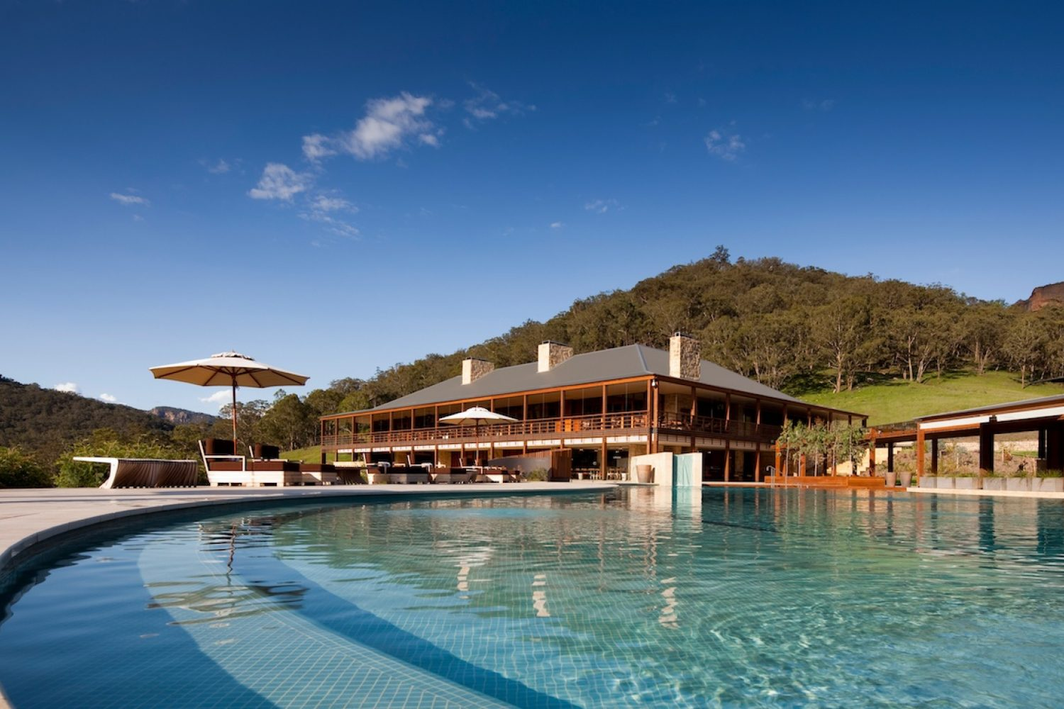 Emirates One&Only Wolgan Valley: Pool