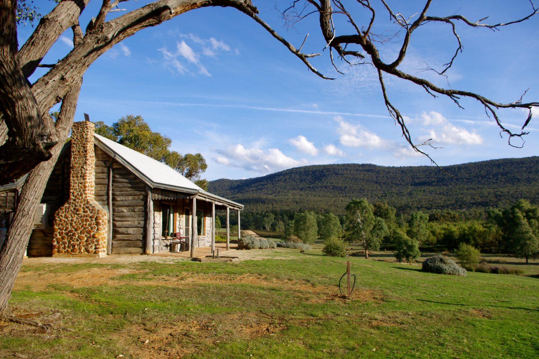 De Grampians Pioneer Cottage in Australië