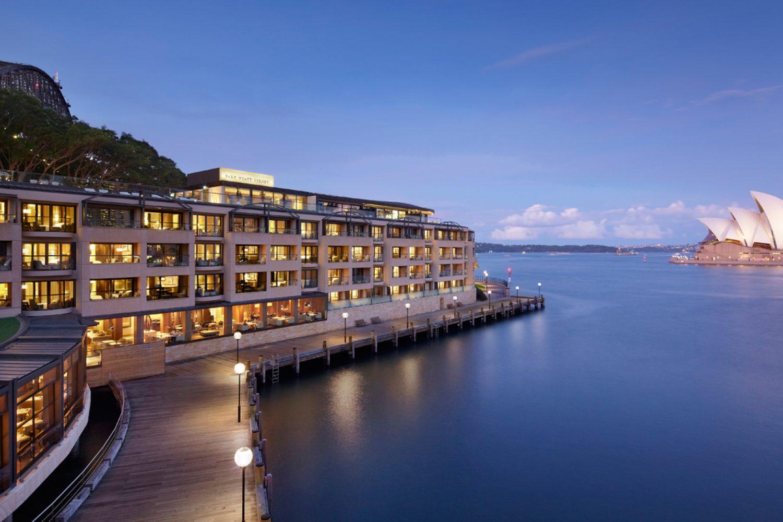 Het 5-sterren hotel Park Hyatt in Sydney