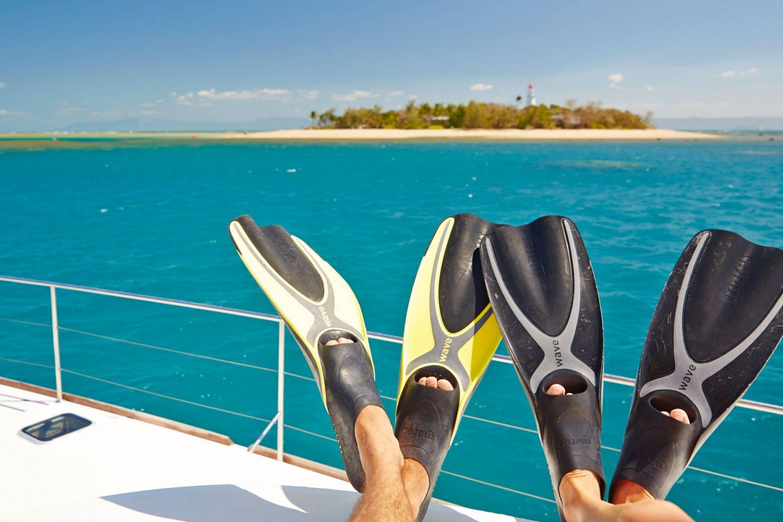 Snorkelen in de omgeving van Port Douglas