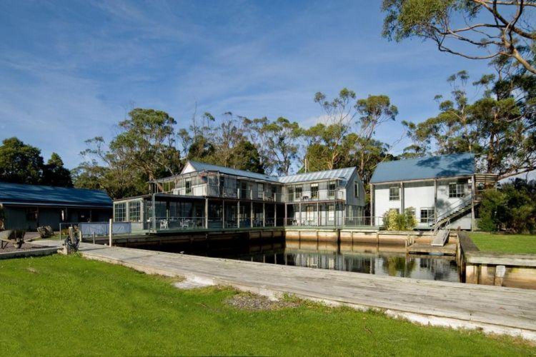 Unterkünfte in Australien - Risby Cove Strahan Tasmanien