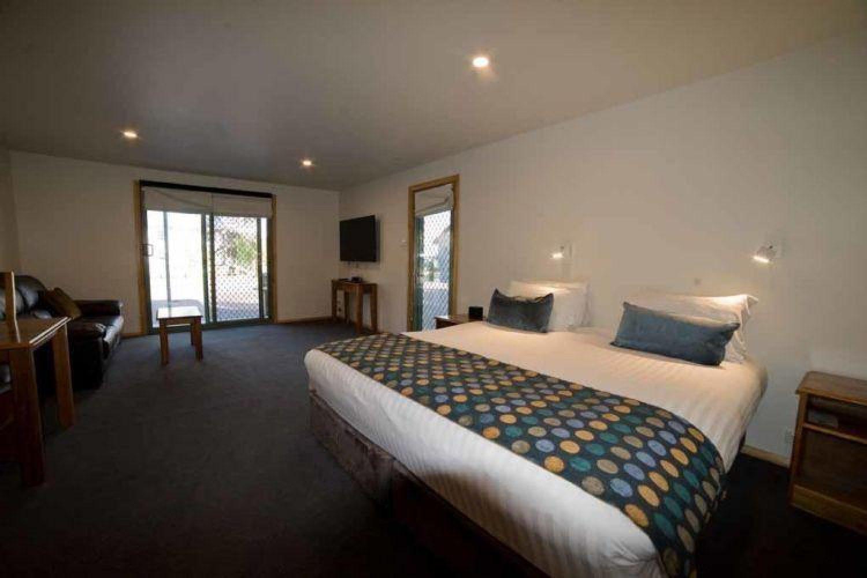 Unterkünfte in Australien - Risby Cove Strahan Tasmanien Doppelzimmer