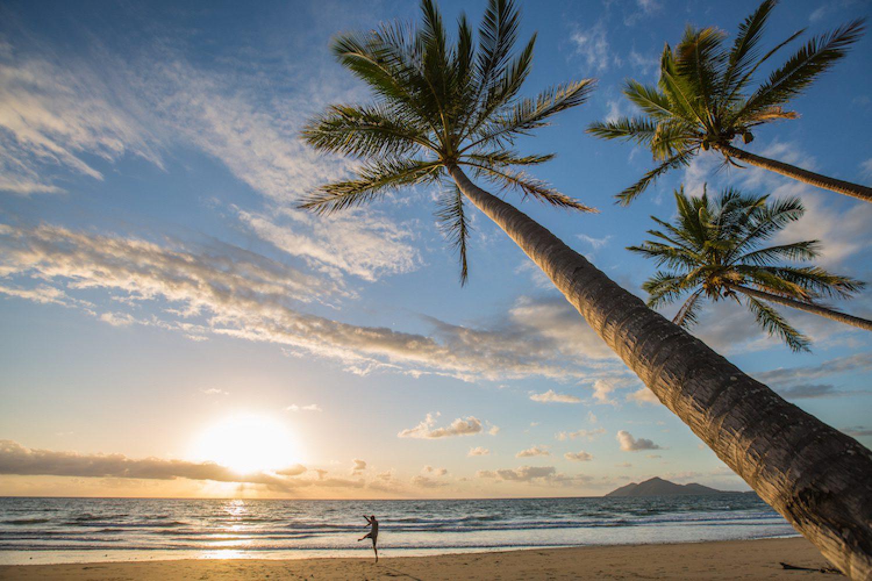 Ein kleines, tropisches Paradies erwartet Sie im Küstenort von Mission Beach an der Ostküste Australiens.