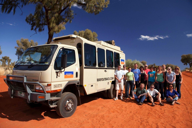 Das Rote Zentrum Outbacktour