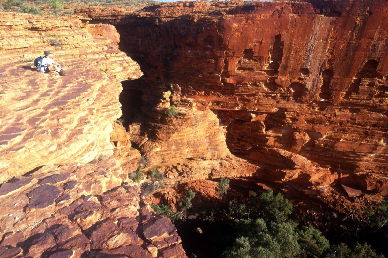 Australien: Kings Canyon