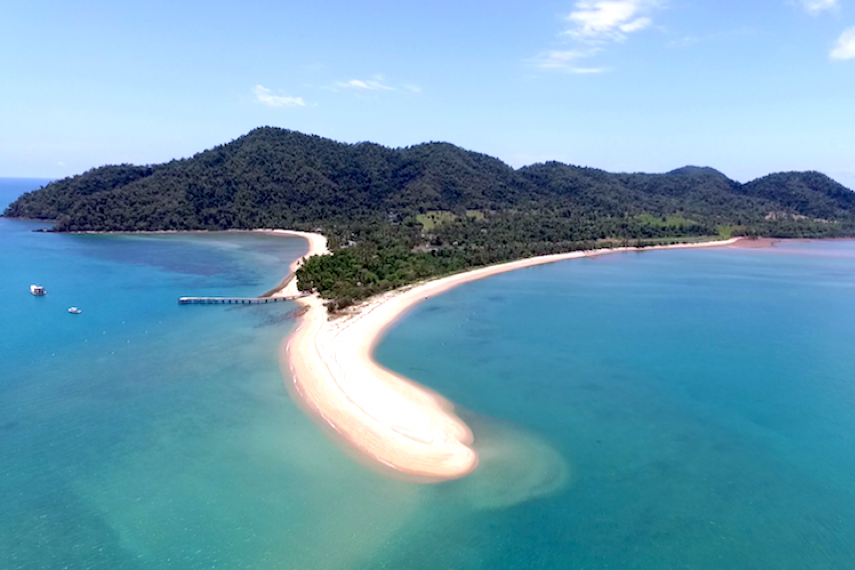 Dagtour naar Dunk Island in Australië