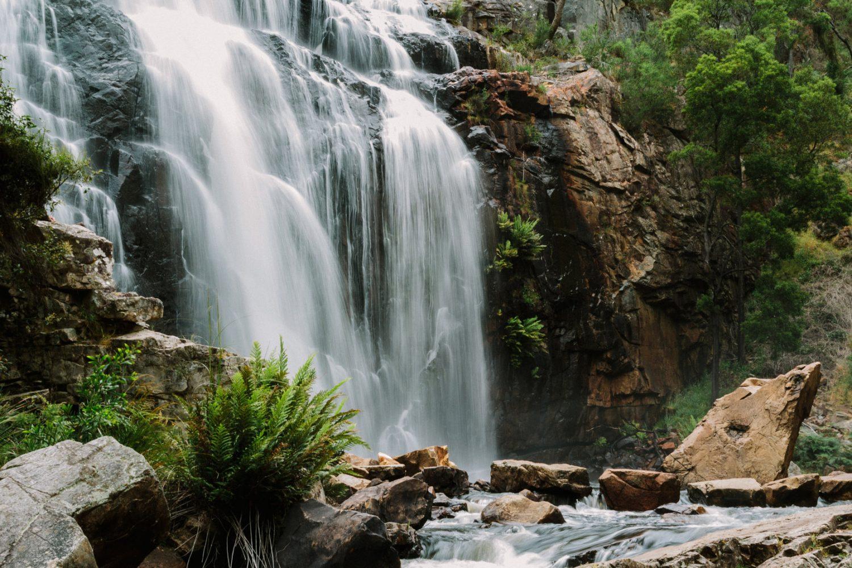 Wasserfall im Grampians Nationalpark