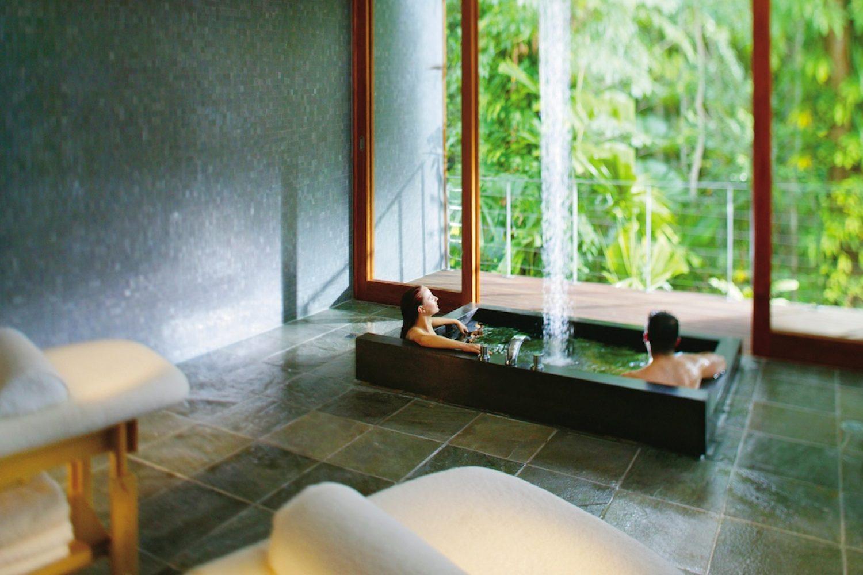 Silky Oaks Lodge: Wellnessbereich