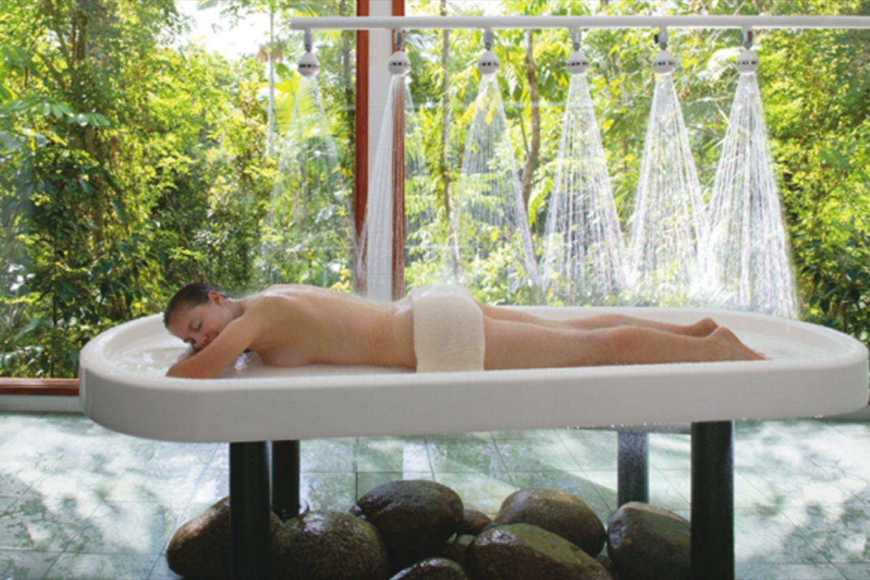 Luxuriöse Wellness genießen in der Silky Oaks Lodge
