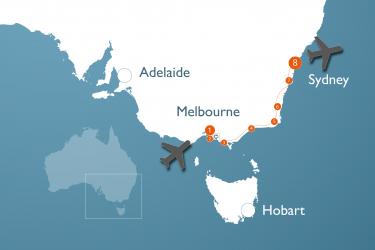 8435 12226 Melbourne To Sydney New 01