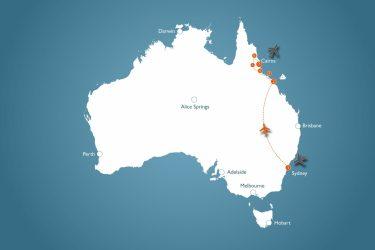 3,5-weekse Sydney & Queensland