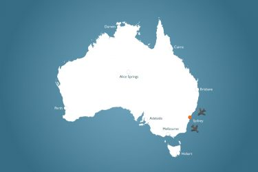3 Wochen Fly & Drive ab Sydney