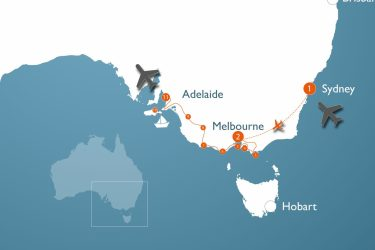 4-weekse rondreis door Zuidoost Australië