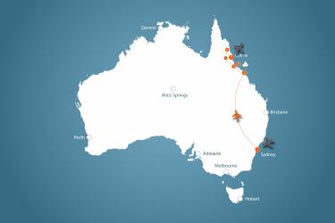 oostkust-australie-reis