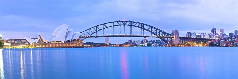 Header Sydney Panorama