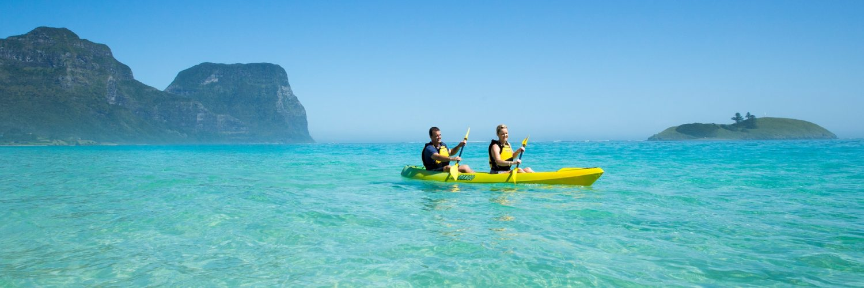 Kayaking Lord Howe Island 149898