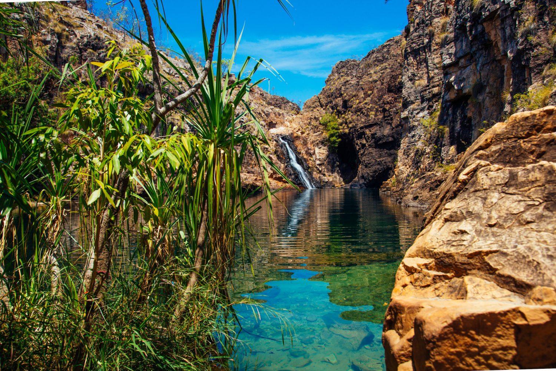 Maguk ist eine der weniger bekannten Attraktionen des Kakadu National Park