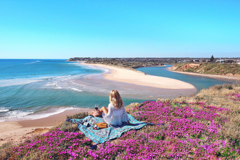 Im Frühling erstrahlt die Fleurieu Peninsula in wunderschönen Farben.