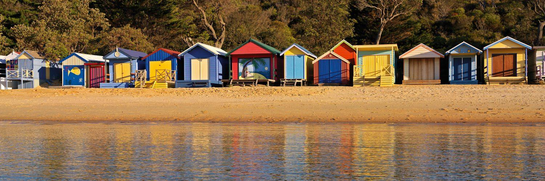 Australien: Mornington Peninsula Beachhouses