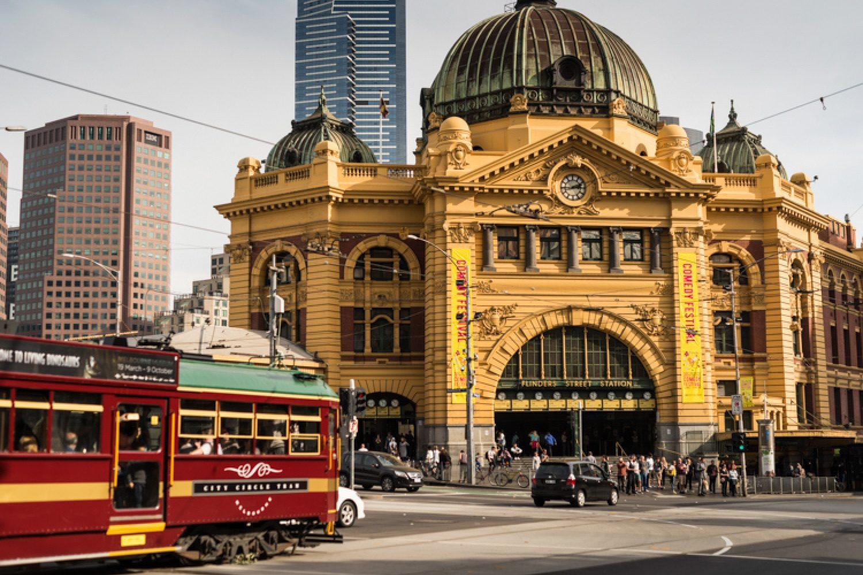Melbourne versprüht europäisches Flair und wirkt etwas lässiger als die große Schwester Sydney.