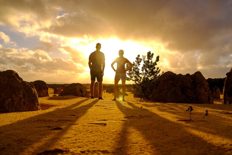 Auf Ihrem Weg entlang der Korallenküste darf ein Ausflug zu den Pinnacles nicht fehlen.