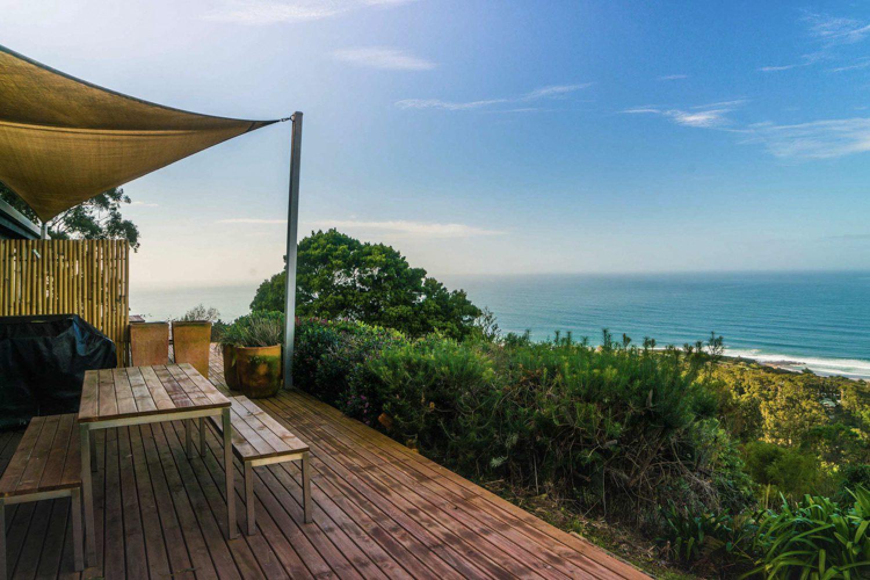 Von hier aus genießen Sie einen wunderbaren Weitblick über den Ozean oder die angrenzenden Otway Ranges.