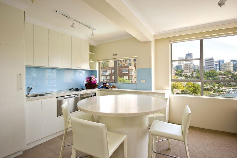 Ihr Apartment in Sydney - Beispiel Essbereich
