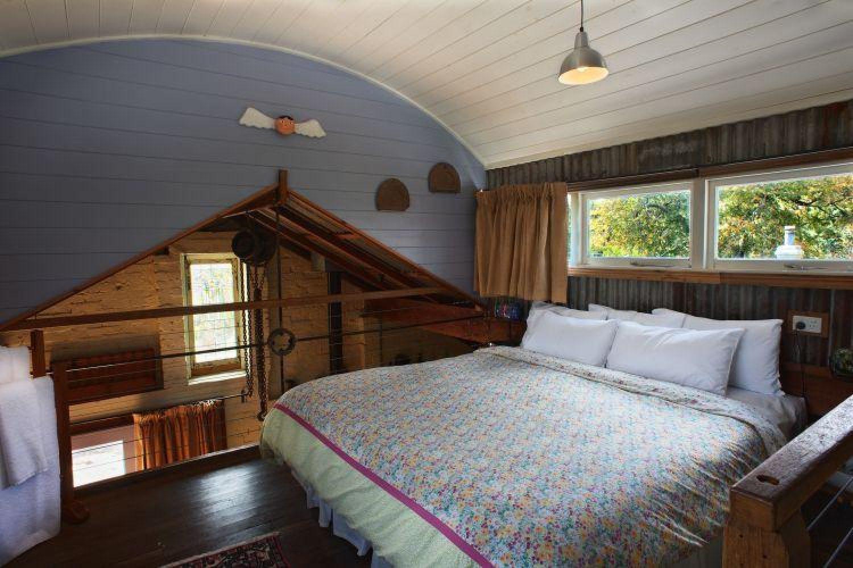 Zimmerbeispiel des Cottages in Leura