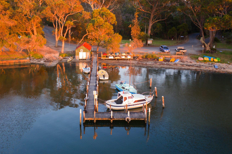 Starten Sie direkt von der Unterkunft aus zu einer Kajaktour, um die Gewässer der Gippsland Lakes zu erkunden oder unternehmen Sie eine Wanderung auf einem der Wanderwege in der Umgebung.