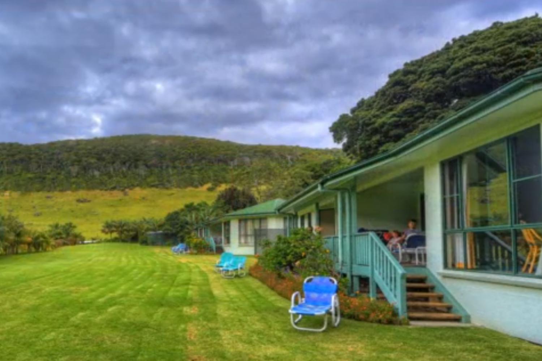 Milky Way Villas / Lord Howe Island