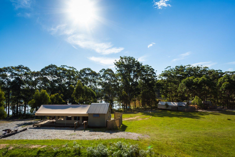 Eingebettet zwischen Tanja's Lagune und dem Mimosa Rocks National Park liegt das Safari-Camp - eine tolle Familienunterkunft.