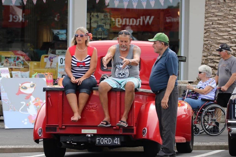 neuseeländische Lebensart: gesellig