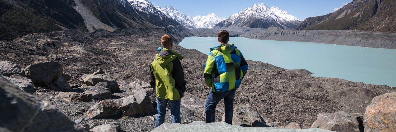 Tasman Glacier Buettner