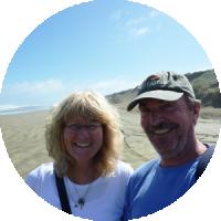Neuseeland Ehepaar Feddern