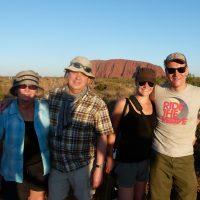 Teaser Uluru Familie Hjort