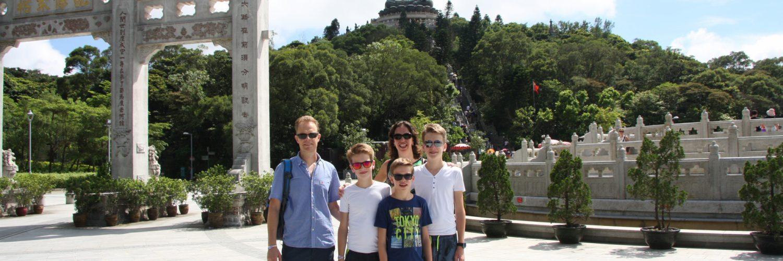 Familie Kappert Header