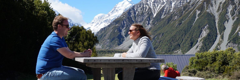 TravelEssence Reiservaring Nieuw-Zeeland van Derek en Marieke