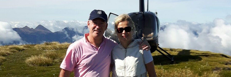 Reiservaring Wytske en Michiel Nieuw-Zeeland