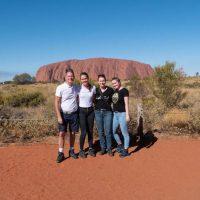 Reiservaring Australië van Iwar, Conny, Renee & Nicole