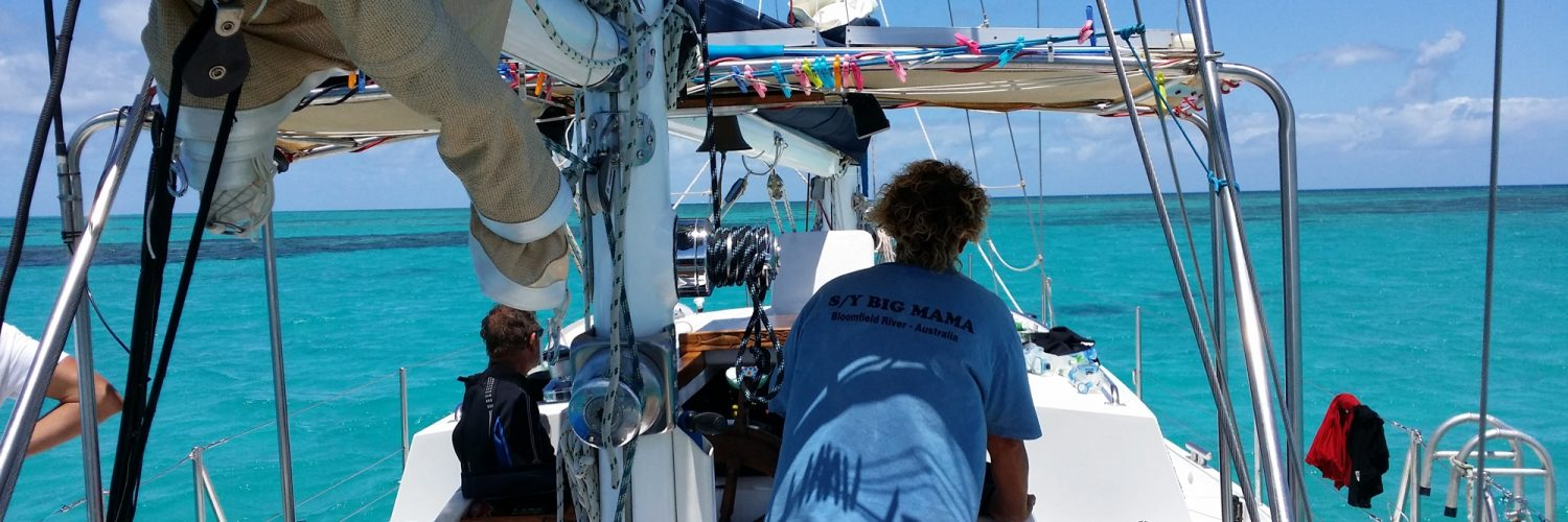 Header Big Mama Sailing Magnetic Island On The Boat