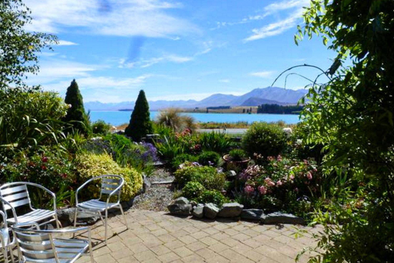 Ausblick von Ihrer Unterkunft. Genießen Sie die herrliche Ruhe und schöne Aussicht an diesem Ort.