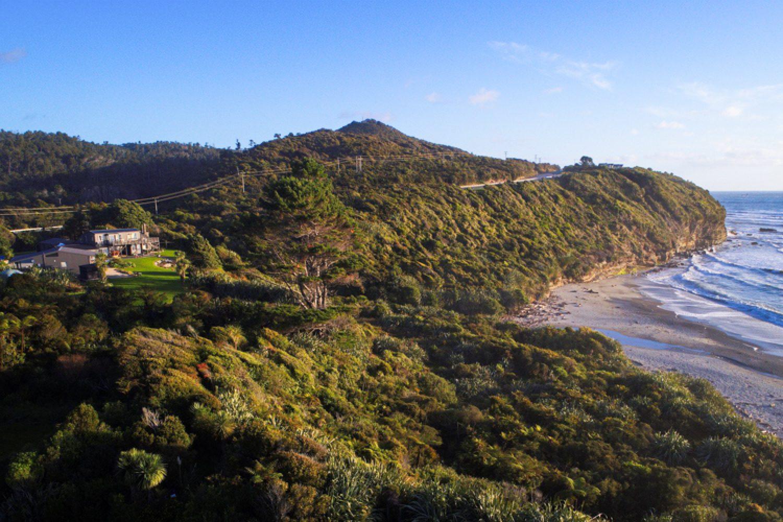 Das Bed & Breakfast liegt direkt an der Tasmansee.