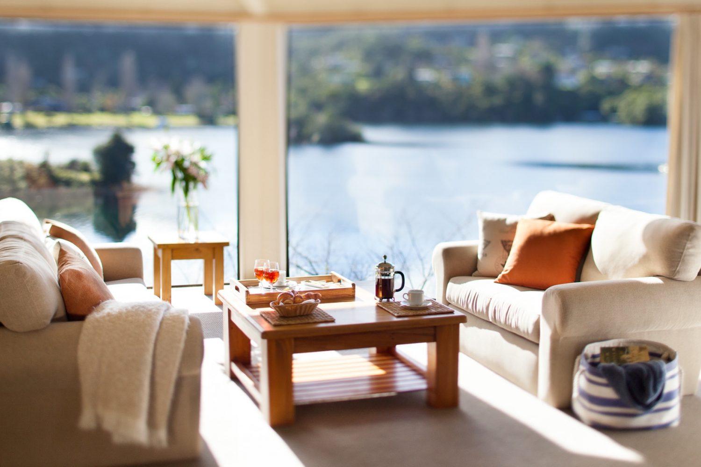 Solitaire lodge in rotorua - Het creeren van een master suite ...