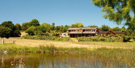 Eco lodges & cottages in Nieuw-Zeeland