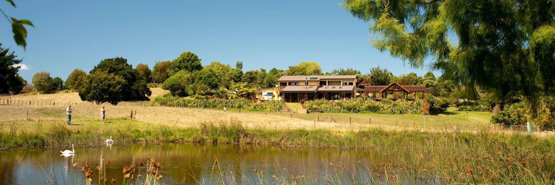 TravelEssence Eco Lodges & Cottages in Nieuw-Zeeland
