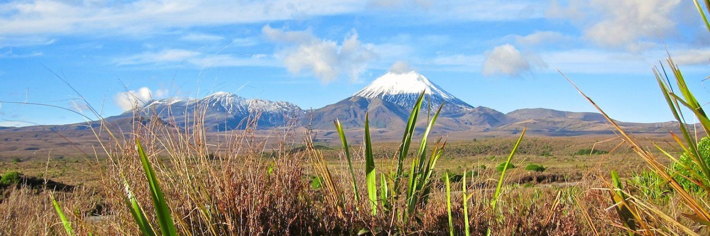 Tongariro Crossing Dag Wandeling Nieuw Zeeland 1