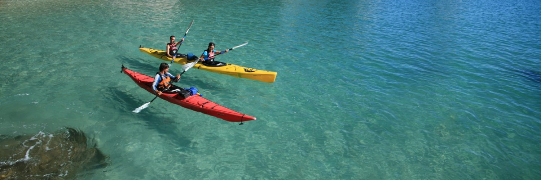 Header Kayakking Nz Cathedral Cove Kayaking